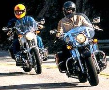 Motorcycle Riding Companions