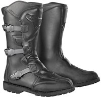 Road warrior motorcycle touring boots