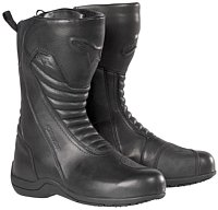 Cold weather motorcycle riding boots