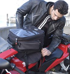 Looking for a tank bag?  Click here for a great place to find a tank bag that's right for your motorcycle and for the way you ride.