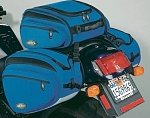 You tail bag can be part of a cycle luggage system...