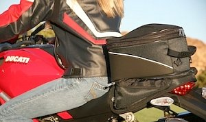 Looking for a tail bag?  Click here for a great place to find a tail bag that's right for your motorcycle and for the way you ride.