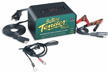 Click here for a great place to pick up a motorcycle Battery Tender for your bike…Plus you get free shipping…