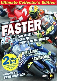 Click here for a great place to get your own copy of FASTER -- the DVD
