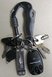 Click here for a great place to get your own Kershaw carabiner knife/multi-tool
