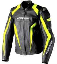 Click here for a great place to find a  nicely padded motorcycle jacket…
