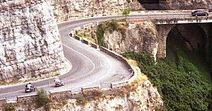 Italy's twisty Amalfi Drive