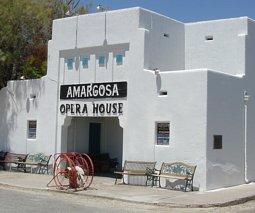 Amargosa Opera House exterior