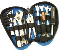 Looking for a compact tool kit?  Click here for a great place to find a compact tool kit you can carry for emergencies.