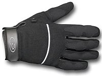 Click for these gloves with reflective piping on the back…Plus you get free shipping…