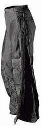 Cycle pants need strong zipper closures