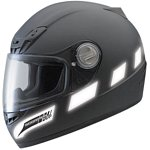 Click here for this reflective tape for your helmet…Plus free shipping…