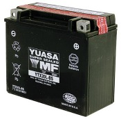 Click here for AGM motorcycle batteries…