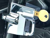 Click here for a great place to find this helmet lock for your motorcycle…