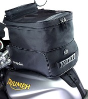 Click here for a great place to find this expandable tank bag…