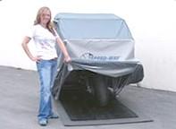 Speed-Way motorsport shelter