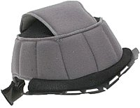 Removeable helmet liner
