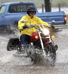 Click here for a great place to find motorcycle apparel for the rain all other weather conditions…Plus you get free shipping…