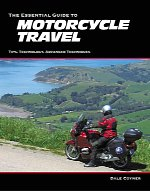 Click here for a great place to get your own copy of Essential Guide to Motorcycle Travel