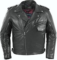 Click here for a great place to find a classic leather motorcycle jacket…